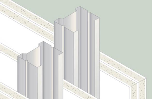 Placa de pladur elegant trasdosado de pladur con placa n for Yeso laminado precio