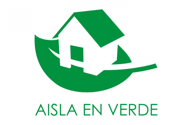 Logo Aisla en Verde