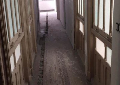 Aislamiento de falsos techos